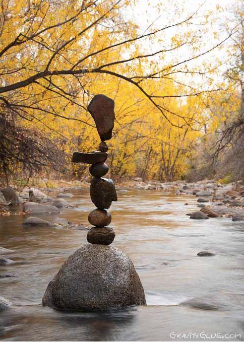Michael Grab. Каменное равновесие. Композиция десятая