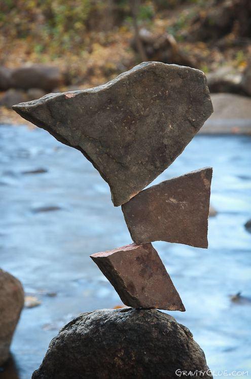 Michael Grab. Каменное равновесие. Композиция двенадцатая