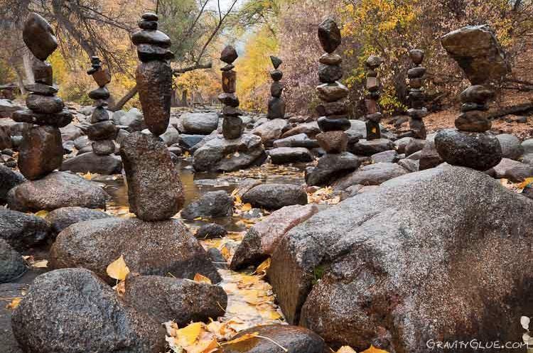 Michael Grab. Каменное равновесие. Композиция одинадцатая