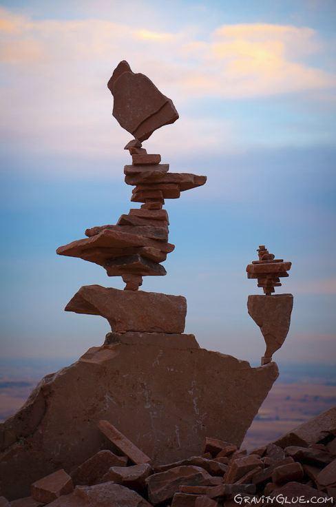 Michael Grab. Каменное равновесие. Композиция пятая