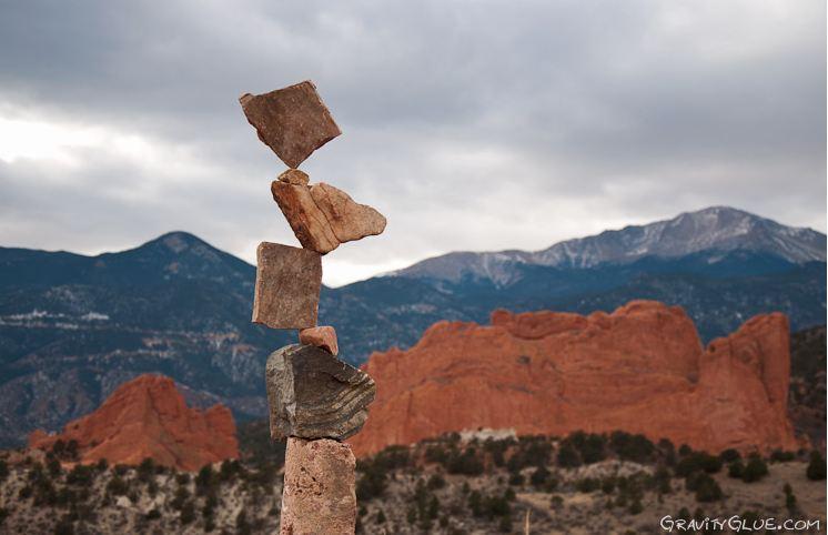 Michael Grab. Каменное равновесие. Композиция седьмая
