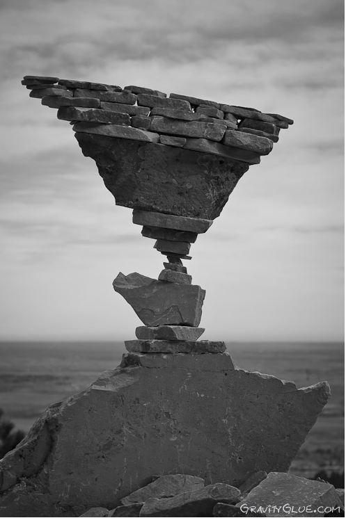 Michael Grab. Каменное равновесие. Композиция шестая