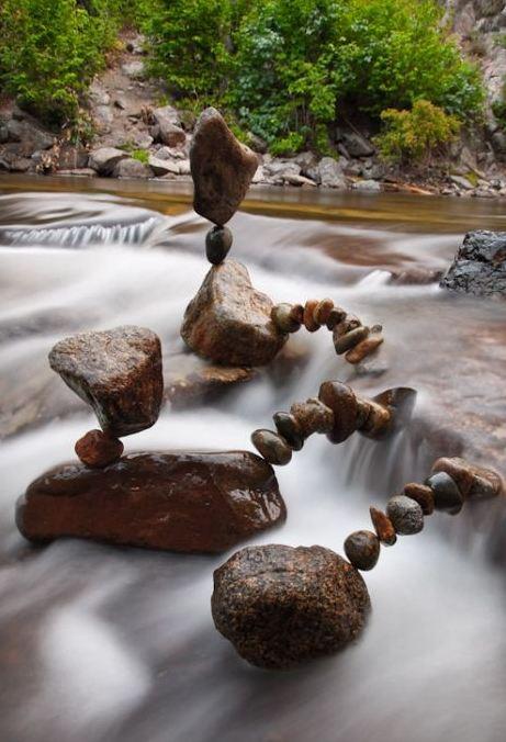 Michael Grab. Каменное равновесие. Композиция вторая