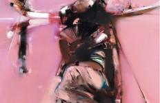 Валерий Блохин. Яркая живопись на грани абстракции. Венеция. Прогулка на гандолах. 105х90 холст масло
