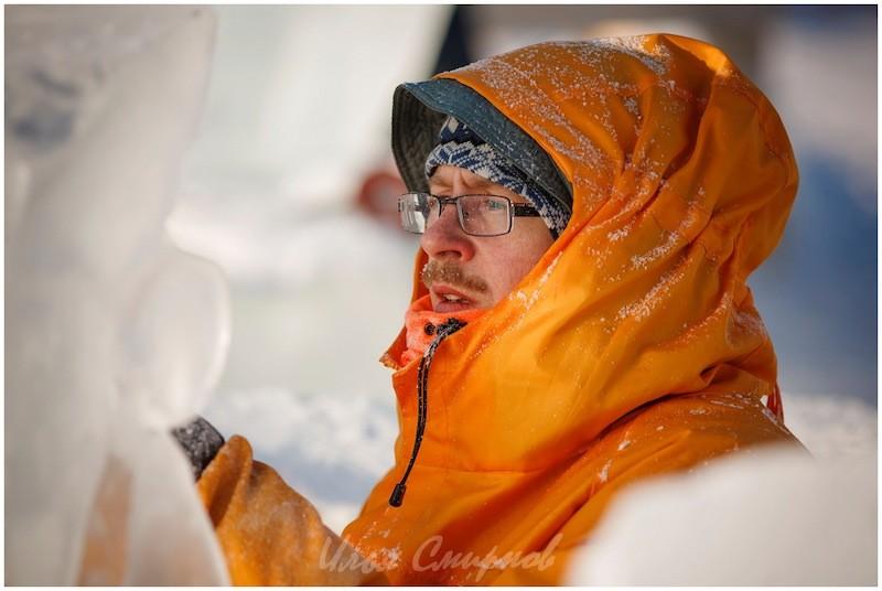 Владимир Барсуков. Не меньший ветеран ледовых дел