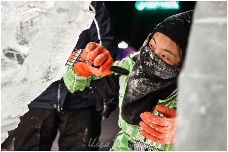 Джунко фактурит лед